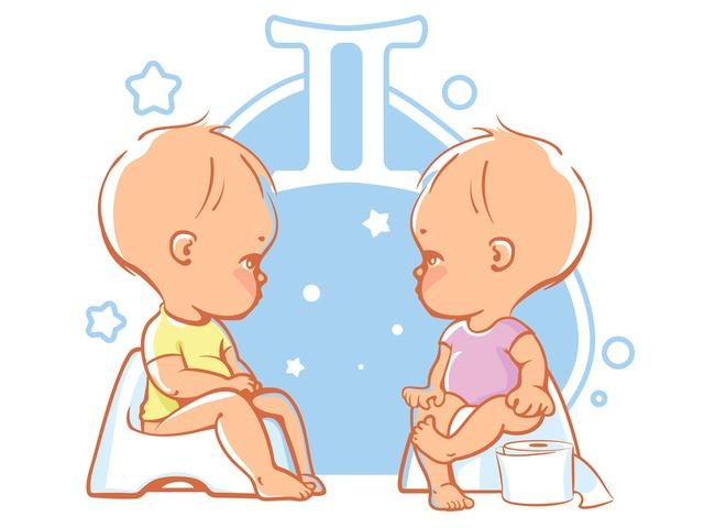 Детето Близнаци