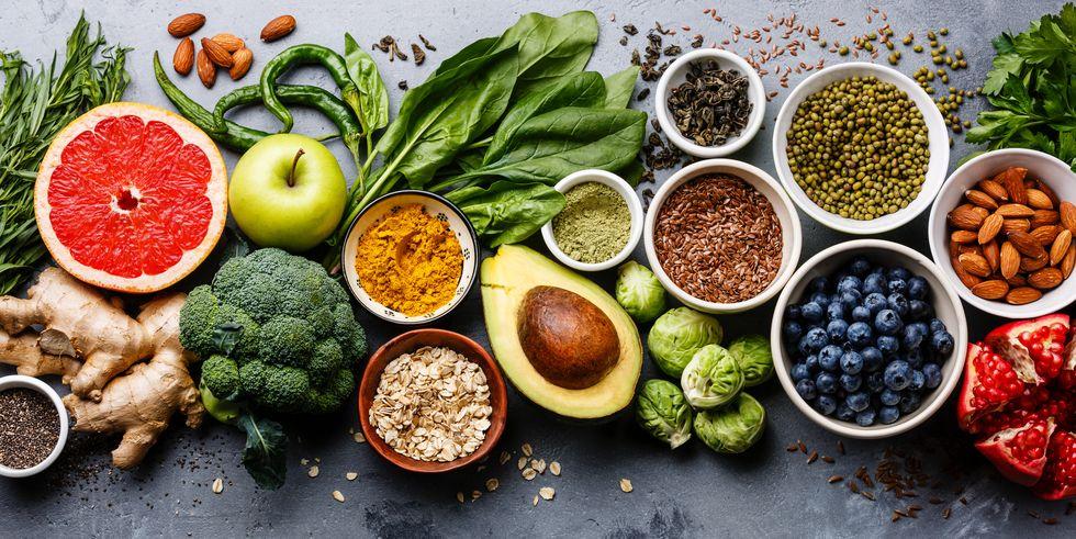 Полезни храни за по-здрави коса и нокти