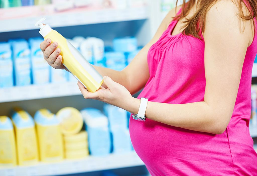 3 продукта, чиято употреба да преосмислите, докато сте бременна