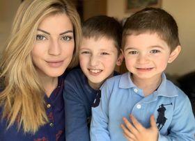 """Мисис България 2017 Анна Стефанова: """"Да си родител е най-хубавото нещо на света"""""""