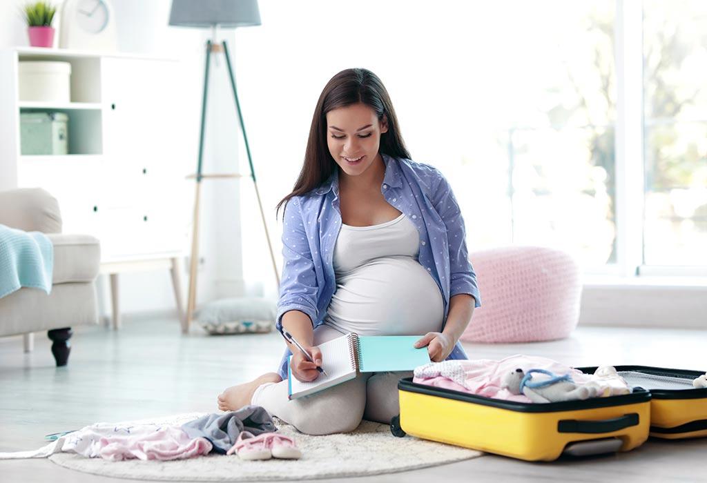 Раждането: какво да вземем със себе си в болницата
