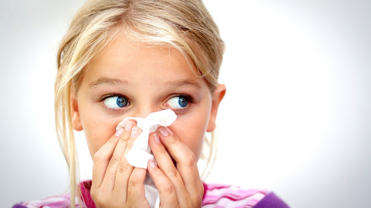 5 начина да се подготвите за алергична реакция при вашето дете
